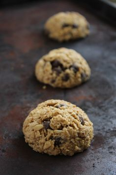 Vegan and Gluten Free Chocolate Chip Cookies – The Fitchen