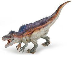 Papo 2017 dinosaur Acrocanthosaurus figurine www.minizoo.com.au