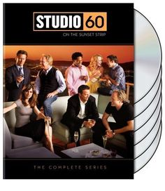 STUDIO 60: With Matthew Perry, Amanda Peet, Bradley Whitford, Steven Weber. A behind-the-scenes look at a fictional sketch-comedy TV show.