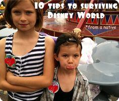 10 good tips for Disney.