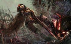 Warlock Art | bungie destiny destiny fan art destiny hunter fan art 2013