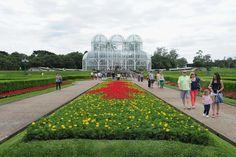Botanical Gardens, Curitiba - Shaun Botterill/Getty Images
