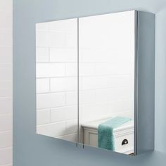 Stainless Steel Bathroom Cabinet Mirror Doors Vasari intended for measurements 1000 X 1000 Glass Bathroom Cabinets - Cabinets will be the most elegant and Bathroom Cabinets Uk, Glass Bathroom Cabinet, Mirror Cabinets, Wooden Cabinets, Bathroom Sets, Bathroom Furniture, Bathroom Storage, Mirror Bathroom, Glass Cabinets