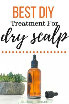 simple and easy dry scalp treatment. Just 2 ingredients. Super simple and easy dry scalp treatment. Just 2 ingredients. Diy Skin Care, Skin Care Tips, Organic Skin Care, Natural Skin Care, Natural Health, Natural Hair, Doterra, Hair Treatments, Aromatherapy
