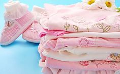 Lista de enxoval de bebê: tudo o que você precisa comprar