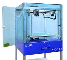 X400 PRO 3D printer | German RepRap GmbH