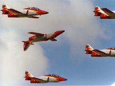patrulla águila | Patrulla Águila del Ejercito Español del Aire - ForoCoches