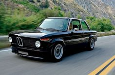 1974 BMW coupe