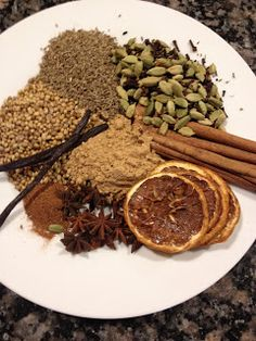 Thermomix Christmas Spice Blend
