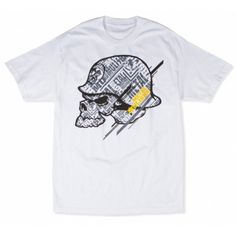 Metal Mulisha Expand Tee in White for £21.99 at Urban Surfer. Free UK delivery!