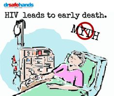 HIV doesn't lead to death if you get tested for it immediately and start the possible medication properly without any delay. Hiv Test, Blood Test, Relationship Issues, Know The Truth, Death, Medical, Medicine, Med School, Active Ingredient