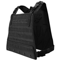 The Condor Compact Plate Carrier is designed for high speed with low drag. Comfortable and well-constructed having compression molded panels and heavy duty webbing for MOLLE compatible gear and accessories.