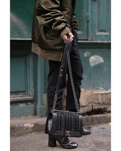 #LubakiLubaki   #AlexandreGaudin  @Alealimay #During #Y3 #PFW  www.lubakilubaki.com by Alexandre Gaudin  #StreetStyle #Alealimay #wearing #Chanel #Photo #Nofilter #Style #Photographer #Look #Streetlook #ootd #Outfit #Fashion #Mode #Mode #Fashionweek #Fashionweekparis #Menswear #Womensfashion #Paris #France http://ift.tt/1XBgMC9