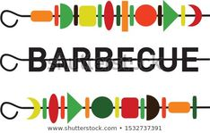 Find Barbecue Shish Kebab Skewer Vector Logo stock images in HD and millions of other royalty-free stock photos, illustrations and vectors in the Shutterstock collection. Kebab Skewers, Shish Kebab, Vector Logo Design, Barbecue, Royalty Free Stock Photos, Logos, Photography, Image, Photograph