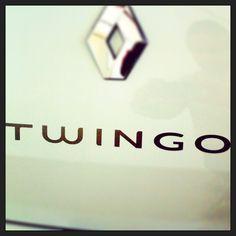 Renault Twingo white www.daddario.it