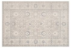 Living Room (great size. If like this, need to buy asap because only 1) Grover Rug, Taupe/Ivory