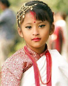 Very cute newari maicha