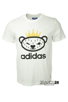 Adidas Originals 25 Bear Tee