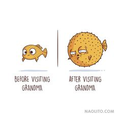 20+ Funny And Clever Illustrations By Spanish Artist Nacho Diaz