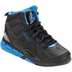 AND1 Boys' Phantom Athletic Shoe, Size: 5, Black