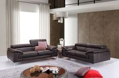 Leather Sofas for Modern Living Room_42