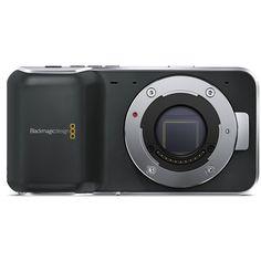 Blackmagic Design Blackmagic Pocket Cinema Camera | B&H Photo Video