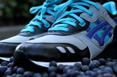 ASICS Gel Lyte III 'Blueberry'