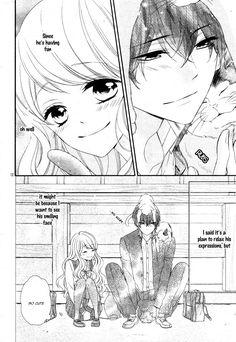 Read Honey come honey Chapter 2 - From Chibi Manga: Mitsu is a high schooler who looks cute and fluffy, but on the inside? Anime Couples Manga, Cute Anime Couples, Manga Anime, Anime Art, Anime Love, Manhwa, Romantic Manga, Manga List, Manga Sites