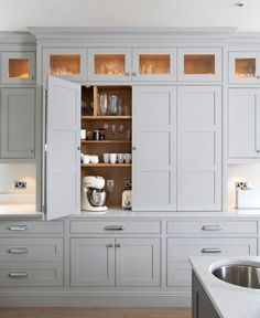 How We're Designing Our Kitchen (+ Thoughts On Cabinet Function) Emily Henderson Mountain Fixer Upper Kitchen Cabinetry Functionality Small Appliances Inspiration 03 - Small Kitchen Ideas Storages Kitchen Cabinet Doors, Kitchen Cabinetry, Kitchen Redo, Kitchen And Bath, New Kitchen, Kitchen Storage, Kitchen Dining, Kitchen Ideas, Kitchen Pantry