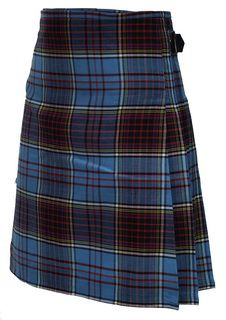 This is the Anderson tartan, one of my clan's tartans (I NEED a kilt!)