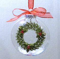 Imagini pentru quilling christmas ornaments