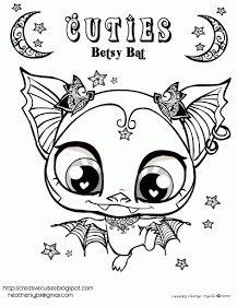 Murciélago Skecht Dibujos Halloween Colorear Dibujos Para