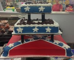 this could be the second cake, we already know there is going to be ...