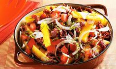 Culinária Passo a Passo: Salada de Macaxeira com Carne-Seca