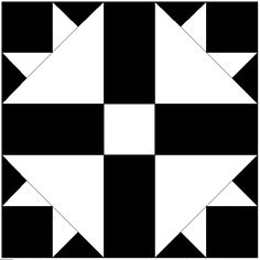 Black Clip Art Free ClipArt Best Barn quilt patterns Barn quilt designs Barn quilt