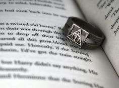 deathly hallows!