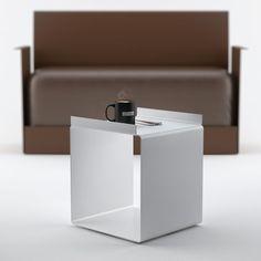 Ein einzelner Strich in Industrial Design serviert - Accessoires homme
