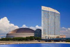 Hotel Hilton Fukuoka Sea Hawk - Fukuoka #HotelDirect info: HotelDirect.com