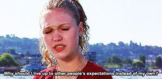 "Kat speaks the truth. | Community Post: 20 Reasons ""10 Things I Hate About You"" Is A Cinematic Masterpiece"
