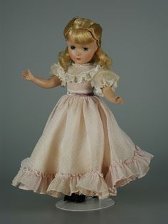 1940s? Madame Alexander doll. Amy of Little Women.