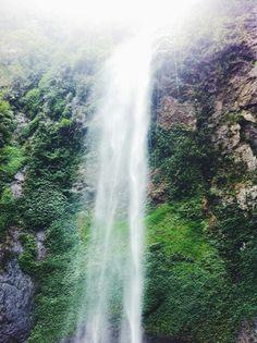 Curug cimahi - Waterfall, cimahi, west java , indonesia