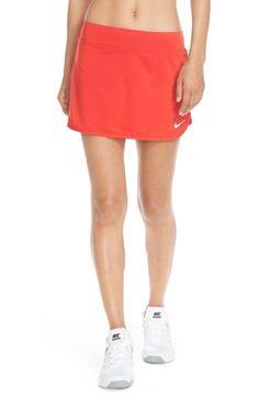 NIKE 'Pure' Dri-Fit Tennis Skirt. #nike #cloth #