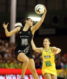 Winning start to Constellation Cup series for Silver Ferns #ConstellationCup #SilverFerns