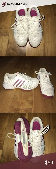 Tennis Shoes Tennis shoes, rarely used, Women's 8.5 adidas Shoes Athletic Shoes