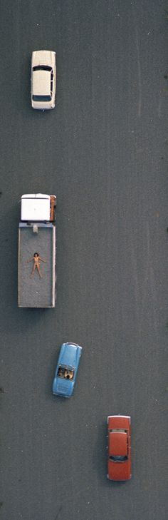 Staggering Aerial Photos Show Nude Bodies From A Bird's-Eye View Aerial Photography, Color Photography, Street Photography, By Any Means Necessary, Poster S, Birds Eye View, Belle Photo, Cool Stuff, Inspiration