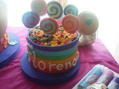 Torta arcoiris 2