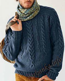 Сайт Парижанка-вязание спицами и крючком.