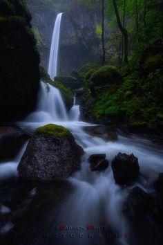Elowah's Mist by Darren White on 500px