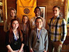 optimist international essay contest scholarships for high school