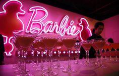 pink barbie bar